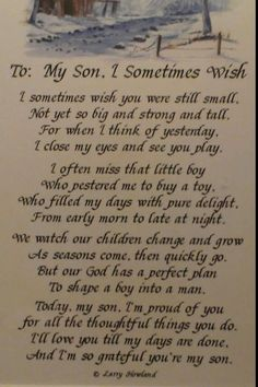 Kids Discover Quotes for my son poems for sons mom poems funny son quotes mothe Great Poems Great Quotes Inspirational Quotes Motivational Son Poems Poems For Sons Quotes For My Son Daughter In Law Quotes I Love My Son My Son Quotes, Mother Quotes, Family Quotes, Life Quotes, Son Sayings, Baby Quotes, Daughter In Law Quotes, Father Son Quotes, Breakup Quotes