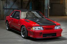 1993 Ford Mustang, Fox Body Mustang, Mustang Cars, Notchback Mustang, Classic Mustang, Mustang Convertible, Amazing Cars, Sport Cars, Custom Cars