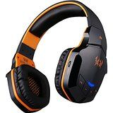 Cheap game headset, Buy Quality gaming headphones directly from China headset pc Suppliers: EACH Wireless Bluetooth Stereo Gaming Headphones Game Headset PC Gamer HiFi cuffie casque With Volume Control Microphone Best Gaming Headset, Gaming Headphones, Headphones With Microphone, Wireless Headphones, In Ear Headphones, Skullcandy Headphones, Beats Headphones, Pc Gamer, Warriors