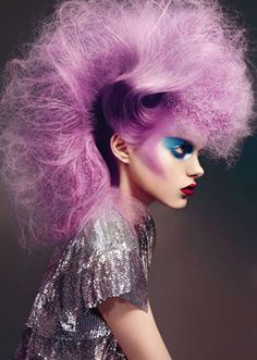Hair: Oliver Szilagyi |  Photo: Anja Frers