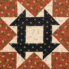 Churned Star Quiltmaker 100