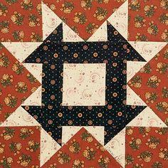 Churned Star Quiltmaker 100