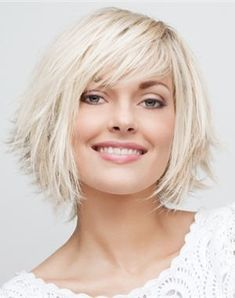 short bob hairstyles for thin fine hair Visit us at DisconnectedHair for more great ideas. Short Hair With Layers, Short Hair Cuts, Short Bob Hairstyles, Hairstyles Haircuts, Short Choppy Haircuts, Choppy Cut, Haircut Short, Braid Hairstyles, Medium Hair Styles
