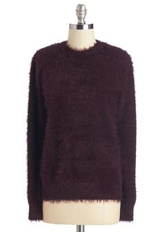 Cozy Go-See Sweater
