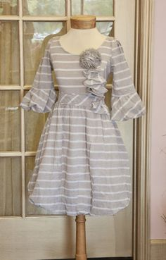 Women's Lovely in Linen Beach Dress Perfect for Family Beach Portraits! Now In Stock - Girls Easter & Spring 2013 Preorder - Cassie's Closet