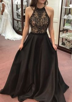 Beaded/Beading Prom Dresses, Black A-line/Princess Prom Dresses, Long Black Prom Dresses, Plus Size prom long maroon sweetheart women fashion prom dresses Black Evening Dresses, Black Prom Dresses, Evening Gowns, Formal Dresses, Long Dresses, Dresses Dresses, Halter Dresses, Party Dresses, Evening Party