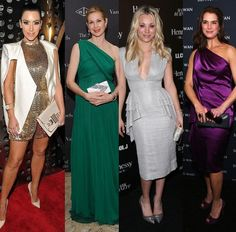 'Gossip Girl's' Kelly Rutherford + More Celebs Wear Son Jung Wan on the Red Carpet