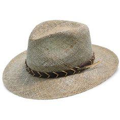 1702d27b51d Alder - Stetson Shantung Straw Outback Hat. Fashionable Hats