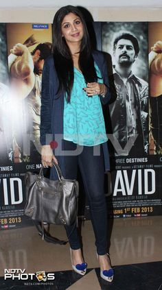 Back in shape - Shilpa Shetty was stylish as always, but it was her shoes that caught our attention.