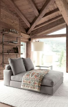 Wonderful Rustic Interiors and rustic exteriors of homes. Get inspired and build a rustic home Inspiration Hand Crafted Vintage Woodland House Rustic Home Decor If you're the kind of guy or gal th ..