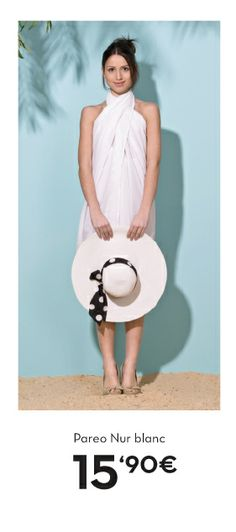 Beachwear en www.lamallorquina.es Shoulder Dress, One Shoulder, Beachwear, Dresses, Fashion, Beach Outfits, Gowns, Moda, La Mode