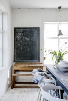 A dreamy, rural Swedish summer cottage