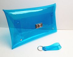 Classic Transparent Clear Clutch BagClassic by 9September on Etsy