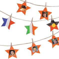 Harmony Day Garland - CleverPatch