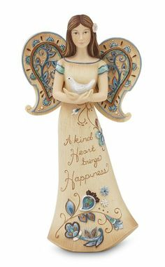Perfectly Paisley Kind Heart Angel Figurine by Pavilion, 5-1/2-Inch Tall, a Kind Heart Brings Happiness Perfectly Paisley,http://www.amazon.com/dp/B004EFXMKC/ref=cm_sw_r_pi_dp_0JOhtb1XXYGQ8QWV