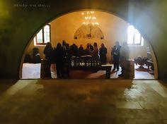 Una sala de catas muy especial. 3ª parada, #ChâteauLeovilleBarton Commanderie de Madrid de los vinos de #Burdeos #Molyvade...#viaje #GranConseildesVinsdeBordeaux molyvade.blogspot.com