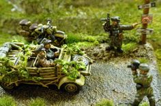 Flames of War | Lonely Gamers: Flames of War - Objectives Markers
