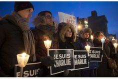 Why the Star won't run the Charlie Hebdo cartoons: Cruickshank  Montrealers gather for a vigil following the deadly attack on Charlie Hebdo's offices. Journalists must stand in absolute solidarity with the Hebdoists, writes John Cruickshank, but the magazine's mission and values are foreign to us in every sense.