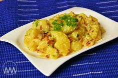 The kitchen is always open ...: Vienna potatoes (Slovak)