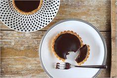 Τάρτα Σοκολάτας Chocolate Fondue, Tart, Desserts, Food, Tailgate Desserts, Deserts, Pie, Essen, Tarts