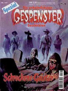 Gespenster Geschichten Spezial #147 - Schreckens Geister