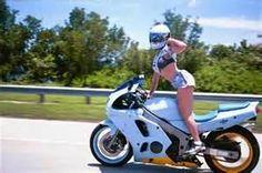 Sexy Girls On Street Bikes Yamaha R1, Ducati, Lady Biker, Biker Girl, Moto Ninja, Chicks On Bikes, Motorbike Girl, Motorcycle Girls, Buy Motorcycle
