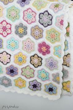 crochet  / LOVE the colours / p i i p a d o o: Kesän lapsi