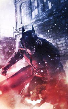 Batman - Mat Guillen Holy Bats this is so cool!
