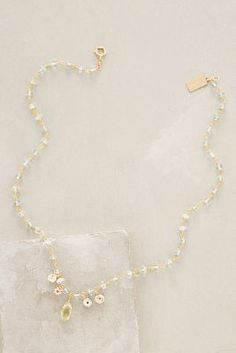 RueBelle Puka Shell Necklace #anthrofave