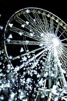 #itsnotchristmaswithout Hyde Park Winter Wonderland