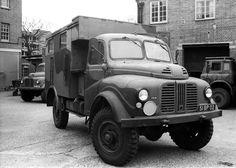 Austin K9 Royal Signals Van