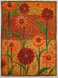 Nellie's Needles: Art quilts