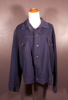 Vintage Sears Jacket, men's size XL, available at our eBay store! $30