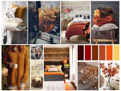 Autumn inspiration #orange #autumn #red #season
