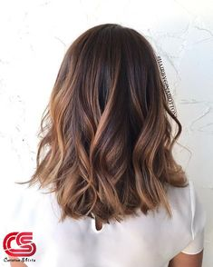 60 Chocolate Brown Hair Color Ideas For Brunettes - Long Bob With Strawberry Block . - 60 chocolate brown hair color ideas for brunettes – long bob with strawberry blonde balayage - Chocolate Brown Hair Color, Brown Hair Colors, Chocolate Caramel Hair, Hair Color Caramel, Dark Hair, Blonde Hair, Blonde Balayage, Bayalage, Long Bob With Balayage
