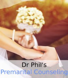 Dr Phil said that Beth and Christian are no where near getting married. They need serious premarital counseling before they are close to getting hitched.