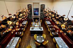 Inside Casa Apicii, A Gorgeous New Restaurant In A Greenwich Village Townhouse: Gothamist