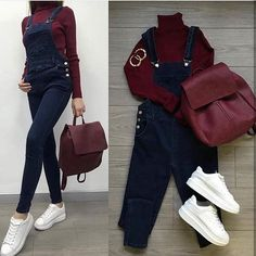 [New] The 10 Best Outfit Ideas Today (with Pictures) - Casual Work Outfits, Girly Outfits, Simple Outfits, Outfits For Teens, Stylish Outfits, Winter Fashion Outfits, Look Fashion, Fall Outfits, Mein Style