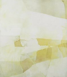 ERIC BLUM. Untitled Nº721 2014, ink, silk & beeswax on panel 29X25in/74X64cm