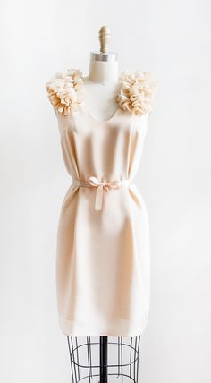 Dolly Pearl 'Delilah' silk crepe and organza dress. Organza Dress, Silk Organza, Silk Crepe, Structured Gown, Super Cute Dresses, Couture Fashion, Women's Fashion, Dress Patterns, Bridal Dresses