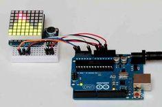 Tiny Arduino Music Visualizer
