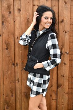 Wanderlust Vest- Black from Shop Southern Roots TX
