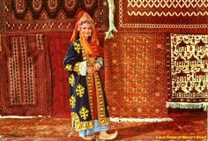 Traditional dress of Afghanistan