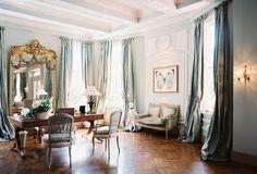 Parisian Grace: French Allure with a Little Mystique
