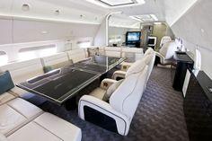Boeing Business Jets – Neues Luxus Interieur Design