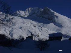 #Bessans dans le #Parc #national de la #Vanoise. Merci au Chalet des Cocales