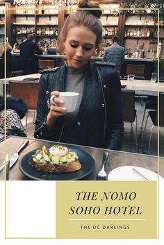 Read about The DC Darlings stay at The NoMo SoHo Hotel in New York City
