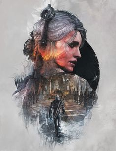 The Art of the Witcher 3 Wild Hunt