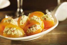 Damasco recheado com gorgonzola| Gastronomia e Receitas - Yahoo Mulher