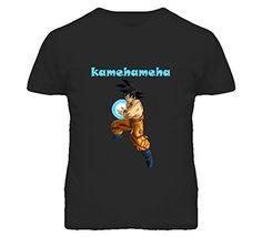 Dragon ball Z GT Kamehameha T Shirt 2XL Black @ niftywarehouse.com #NiftyWarehouse #DragonBallZ #DragonBall #Anime #Show #Comics #TV #Cartoon